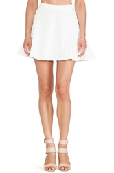 Lucca Couture Circle Skirt Ivory