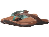 Chaco Sol Dark Earth Women's Sandals Brown
