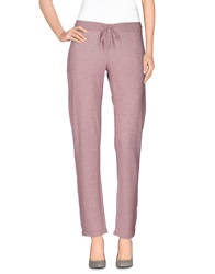 Majestic Casual Pants Pink