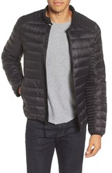 Marc New York Men's By Andrew Lincoln Packable Down Moto Jacket