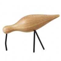 Normann Copenhagen Shorebird Large Black Accessories Decoration Finnish Design Shop