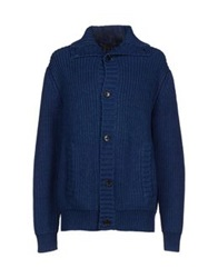 Marc By Marc Jacobs Cardigans Dark Blue