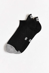 Icny Invisible Ankle Sock Black
