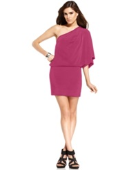 Jessica Simpson One Shoulder Party Dress