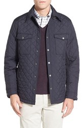 Men's Brooks Brothers Quilted Shirt Jacket