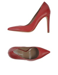Luca Valentini Pumps Red