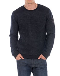 William Rast Crew Sweater Charcoal