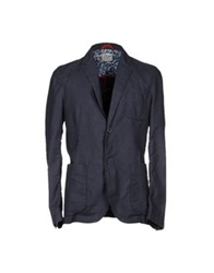 Obvious Basic By Paolo Pecora Blazers Slate Blue
