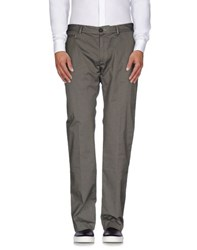 Tonello Trousers Casual Trousers Men Grey