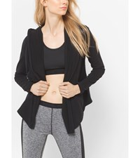 Active Stretch Jersey Hoodie Plus Size