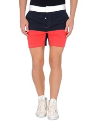 Band Of Outsiders Sweat Shorts Dark Blue