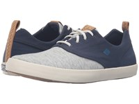Sperry Flex Deck Cvo Jersey Navy Men's Lace Up Casual Shoes