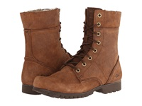 Caterpillar Casual Alexi Dark Snuff Suede Women's Lace Up Boots Brown