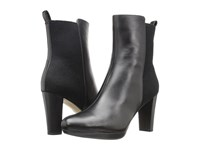 Clarks Kendra Porter Black Leather Women's Pull On Boots