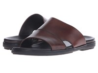Kenneth Cole De Lite Cognac Men's Dress Sandals Tan