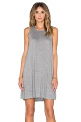 Rvca Sucker Punch 2 Tank Dress Gray