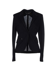 Les Copains Suits And Jackets Blazers Women Dark Blue