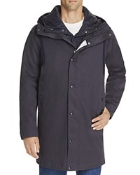 Sempach 3 In 1 Canvas Parka With Quilted Warmer Bloomingdale's Exclusive Navy