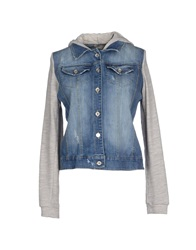 Souvenir Clubbing Denim Outerwear Blue