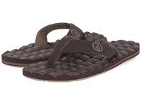 Volcom Recliner Coffee Men's Sandals Brown