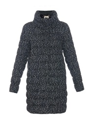Herno Boucle Quilted Down Jacket