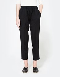 Achro Pull On Trousers Black