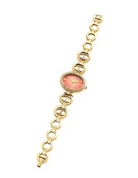 Just Cavalli Just Icon Gold Tone Stainless Steel Women's Watch