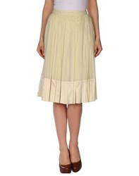 Burberry London Skirts Knee Length Skirts Women