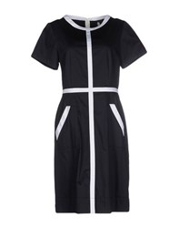 Marina Yachting Dresses Knee Length Dresses Women Dark Blue