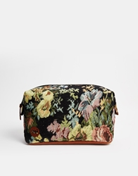Mi Pac Rose Tapestry Make Up Bag Rosetapestry
