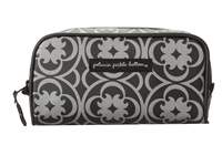 Petunia Pickle Bottom Glazed Powder Room Case Casbah Nights Cosmetic Case Black
