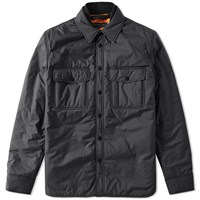 Rag And Bone Point Shirt Jacket Black