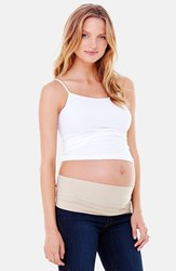 Women's Ingrid And Isabel 'Everyday' Maternity Bellaband Nude