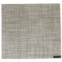 Chilewich Basketweave Square Placemat Oyster