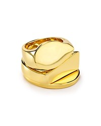 Jules Smith Designs Jules Smith Mykonos Rings Set Of 3 Yellow Gold