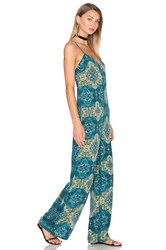 House Of Harlow X Revolve Gia Jumpsuit Green