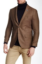 Tailorbyrd Air Wool Sport Coat Brown