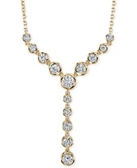 Sirena Diamond Lariat Necklace 1 Ct. T.W In 14K Gold Or White Gold No Color