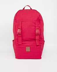 Adidas Canvas Backpack Red