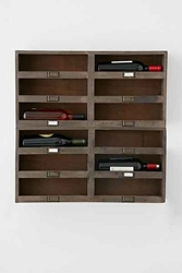 Chester Wine Rack Shelf Urban Outfitters