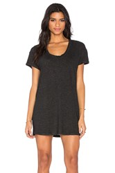 Lanston T Shirt Mini Dress Black