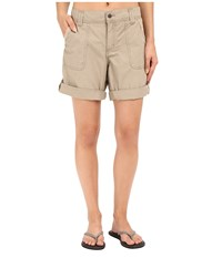 Carhartt Relaxed Fit El Paso Shorts Field Khaki Women's Shorts