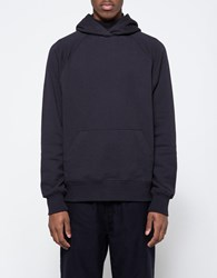 Patrik Ervell Hooded Sweatshirt Black