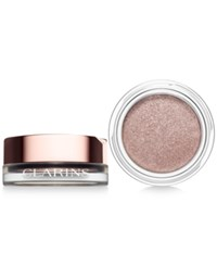 Clarins Ombre Iridescent Cream To Powder Eye Shadow Silver Pink