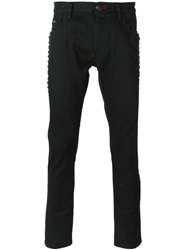 Philipp Plein 'Got It' Slim Fit Jeans Black