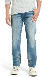 True Religion Men's Big And Tall Brand Jeans 'Rocco' Slim Fit Jeans Dfwm Young Misfit