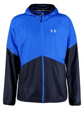 Under Armour Nobreaks Sports Jacket Blue