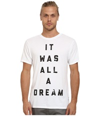Kinetix All A Dream Tee White Men's Short Sleeve Pullover