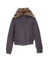 Amy Gee Coats And Jackets Jackets Women Grey