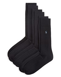 Ralph Lauren Wide Rib Socks